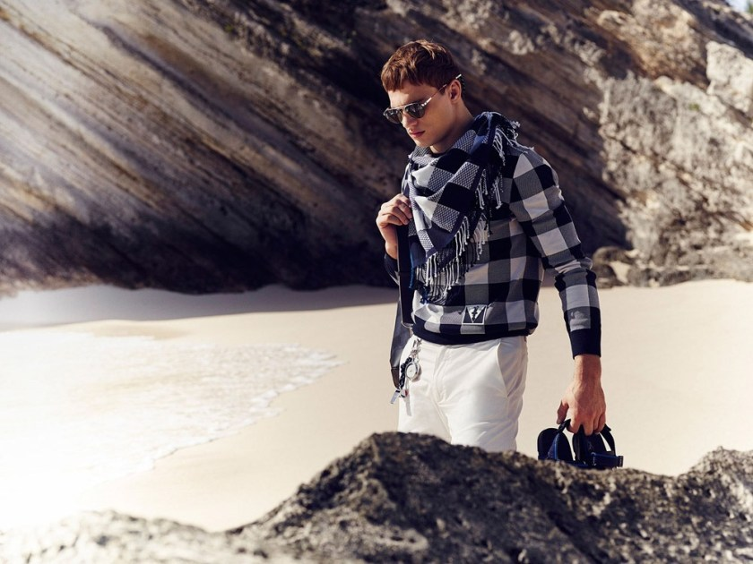 CAMPAIGN Julian Schneyder for Louis Vuitton America's Cup Collection 2017 by Bruno Staub. www.imageamplified.com, Image Amplified7