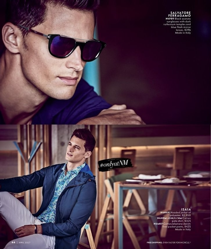 CATALOGUE Garrett Neff for Neiman Marcus Spring 2017. www.imageamplified.com, Image Amplified10