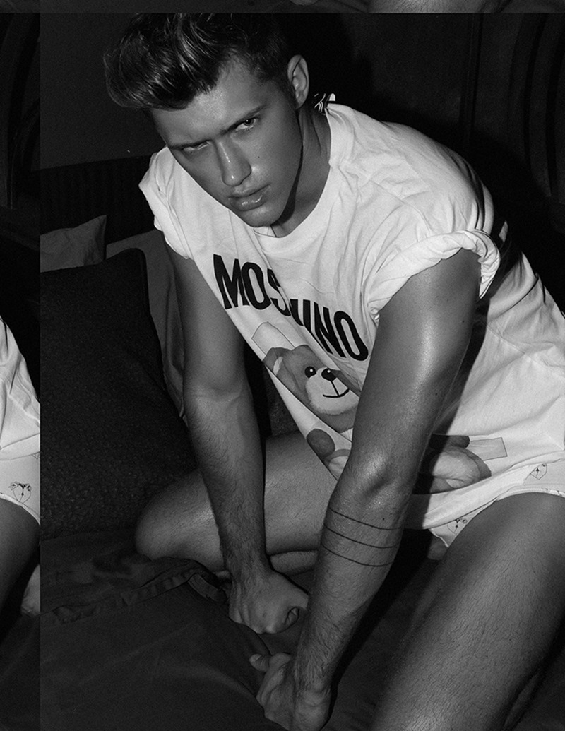 COITUS ONLINE Jacob Dooley by Marco Ovando. Spring 2017, www.imageamplified.com, image Amplified32