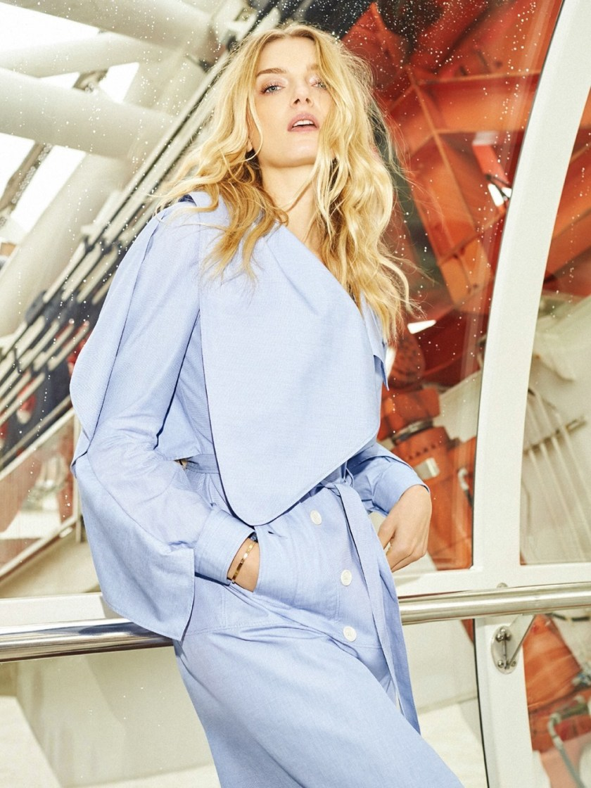 ELLE CHINA Lily Donaldson by Mark Pillai. Stephanie Zhuge, May 2017, www.imageamplified.com, Image Amplified8