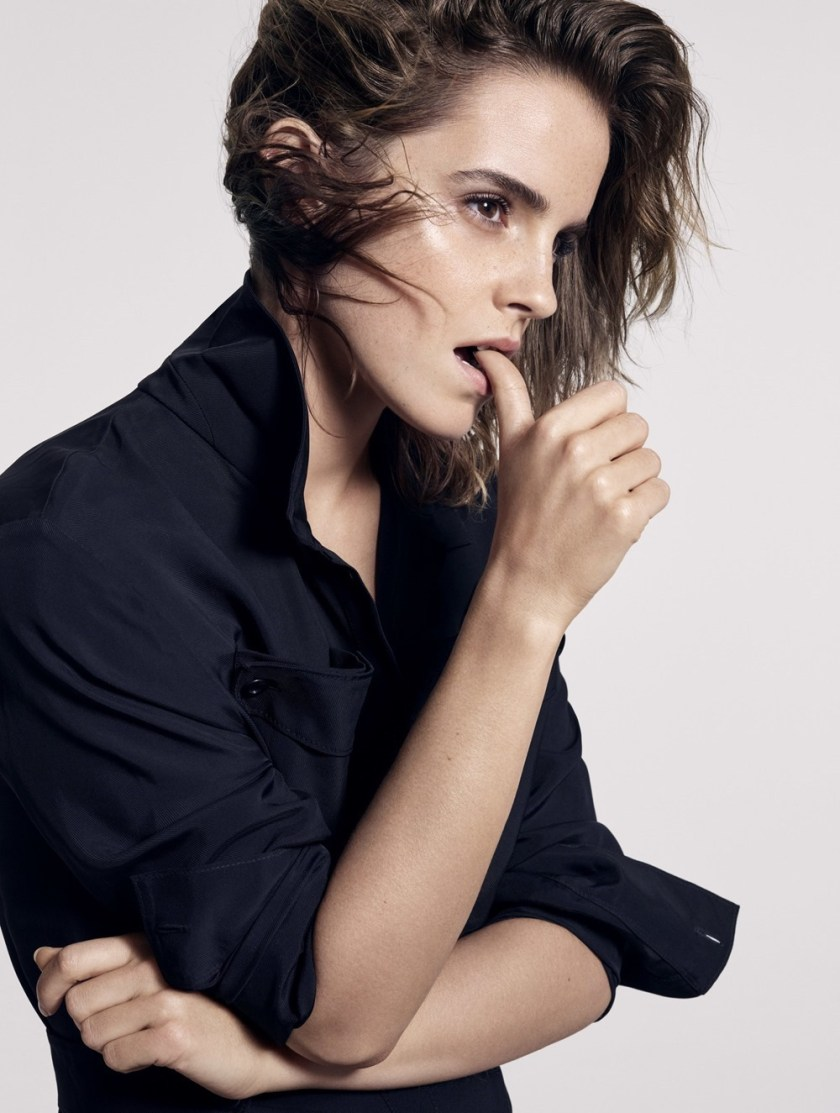 ELLE UK Emma Watson by Kerry Hallihan. Marie Curtis, March 2017, www.imageamplified.com, Image Amplified8