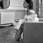 ELLE UK: Victoria Beckham by Kerry Hallihan
