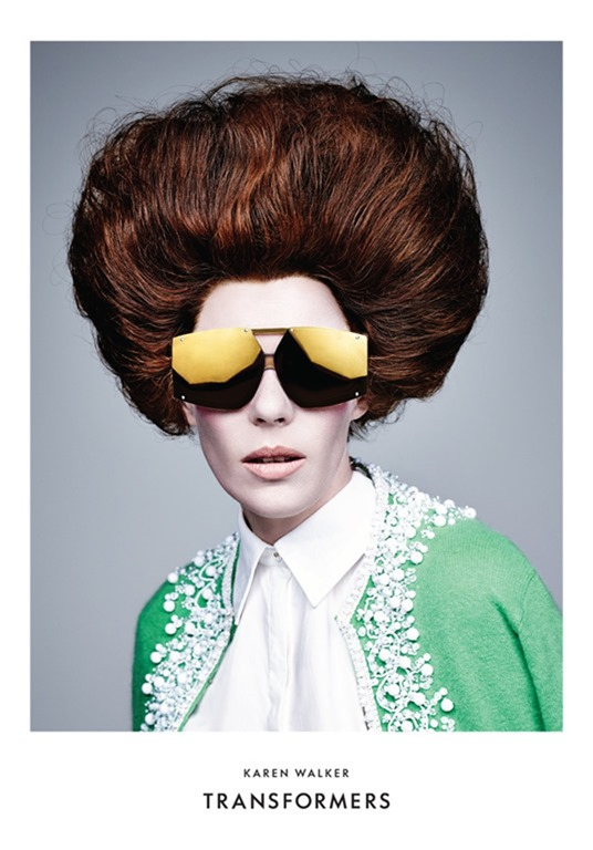 FASHION PHOTOGRAPHY Karen Walker in Transformers by Michael Schwartz. February 2017, www.imageamplified.comm, Image Amplified1