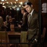 GQ STYLE: Sean O'Pry by Walter Chin