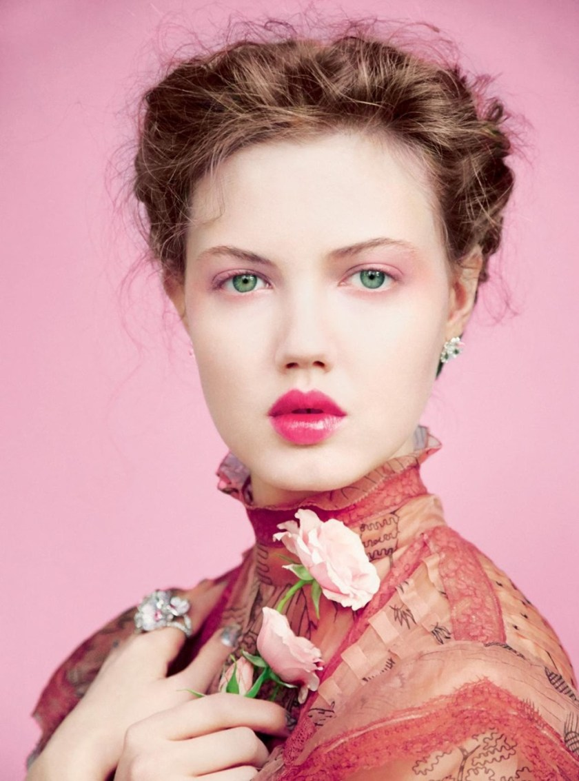 HARPER'S BAZAAR UK Lindsey Wixson by Erik Madigan Heck. Leith Clark, May 2017, www.imageamplified.com, Image Amplified8