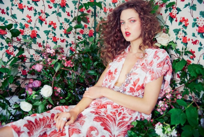 HARPER'S BAZAAR UK Lindsey Wixson by Erik Madigan Heck. Leith Clark, May 2017, www.imageamplified.com, Image Amplified12