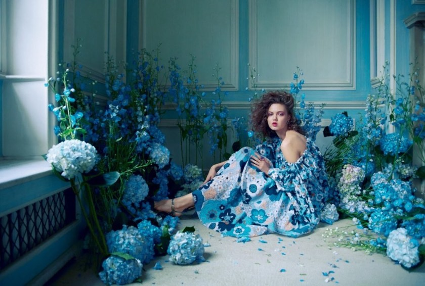 HARPER'S BAZAAR UK Lindsey Wixson by Erik Madigan Heck. Leith Clark, May 2017, www.imageamplified.com, Image Amplified16