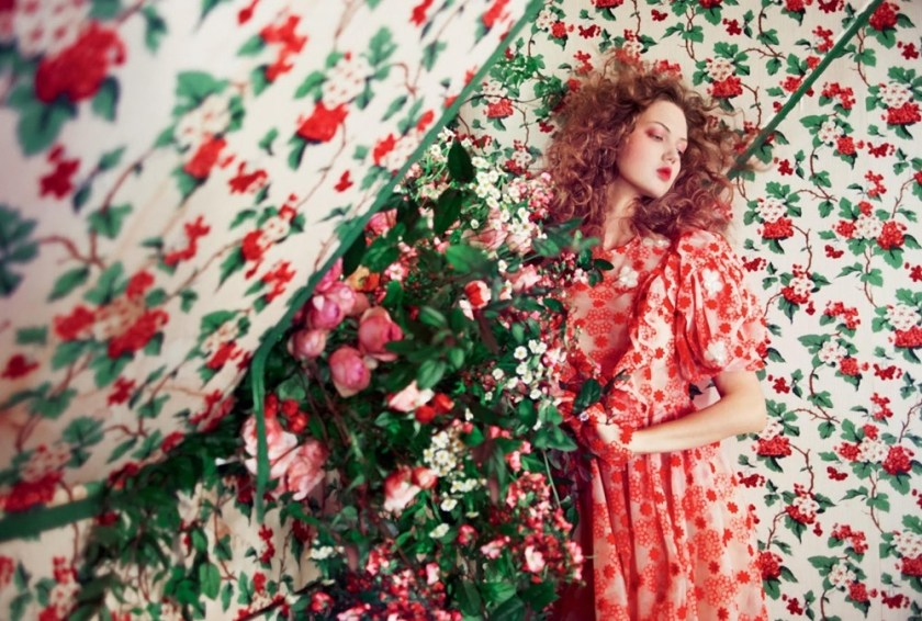 HARPER'S BAZAAR UK Lindsey Wixson by Erik Madigan Heck. Leith Clark, May 2017, www.imageamplified.com, Image Amplified2