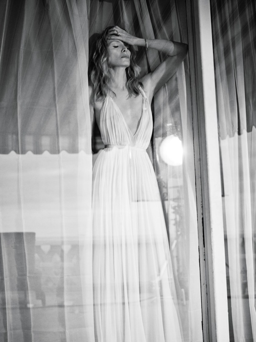 INTERVIEW MAGAZINE Michelle Pfeiffer by Mikael Jansson. George Cortina, April 2017, www.imageamplified.com, Image Amplified1