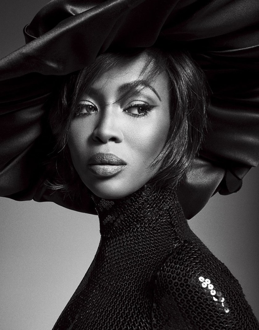 KING KONG MAGAZINE Naomi Campbell by Jack Waterlot. Simon Rasmussen, Spring 2017, www.imageamplified.com, Image Amplified2