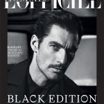 L'OFFICIEL HOMMES SWITZERLAND: David Gandy by Olivier Yoan