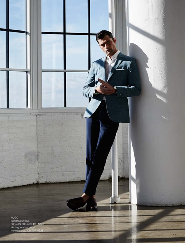 MEN'S STYLE GUIDE Men's Style by Bruno Staub. Christopher Campbell, Spring 2017, www.imageamplified.com, Image Amplified8
