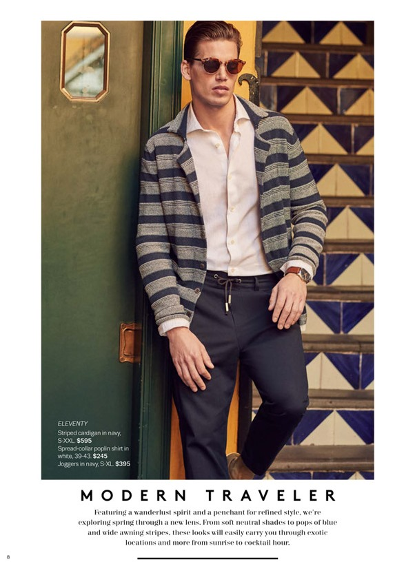 MEN'S STYLE GUIDE Men's Style by Bruno Staub. Christopher Campbell, Spring 2017, www.imageamplified.com, Image Amplified9