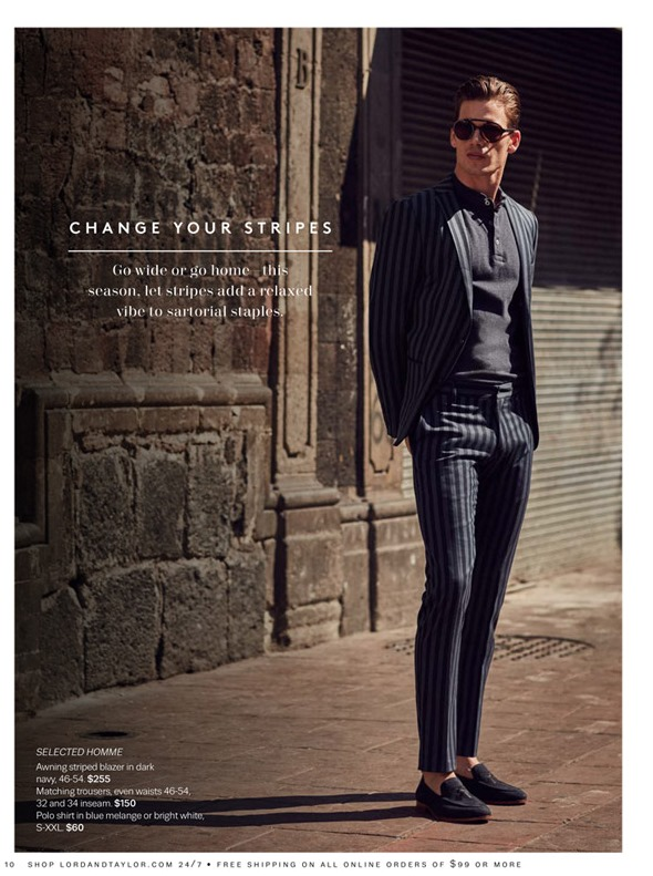 MEN'S STYLE GUIDE Men's Style by Bruno Staub. Christopher Campbell, Spring 2017, www.imageamplified.com, Image Amplified10