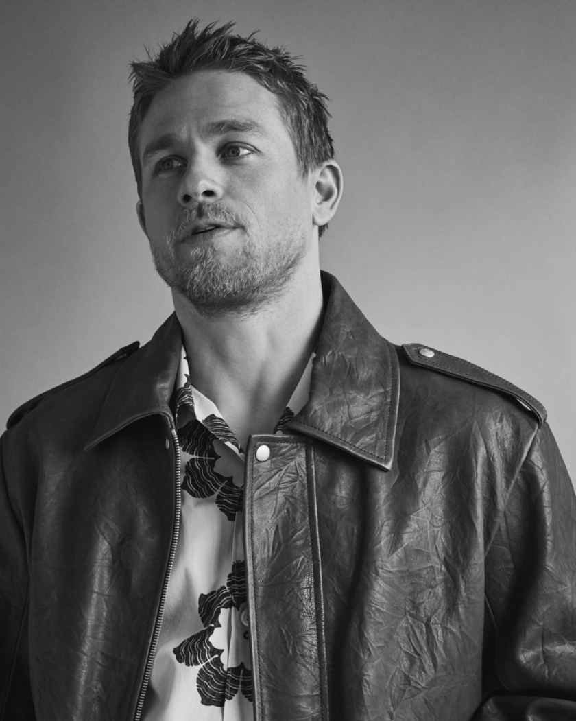 MR PORTER Charlie Hunnam by Christophe Meimoon. Stephen Mann, April 2017, www.imageamplified.com, Image Amplified10