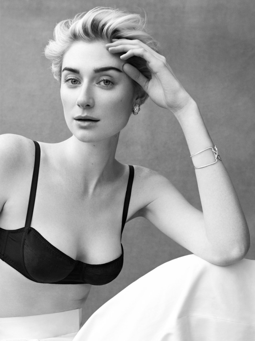 PORTER MAGAZINE Elizabeth Debicki by Bjorn Ioos. Morgan Pilcher, Summer 2017, www.imageamplified.com, image Amplified9