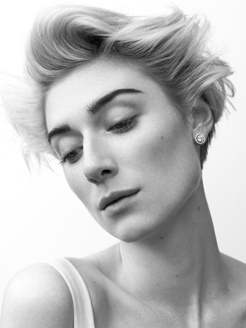 PORTER MAGAZINE Elizabeth Debicki by Bjorn Ioos. Morgan Pilcher, Summer 2017, www.imageamplified.com, image Amplified1
