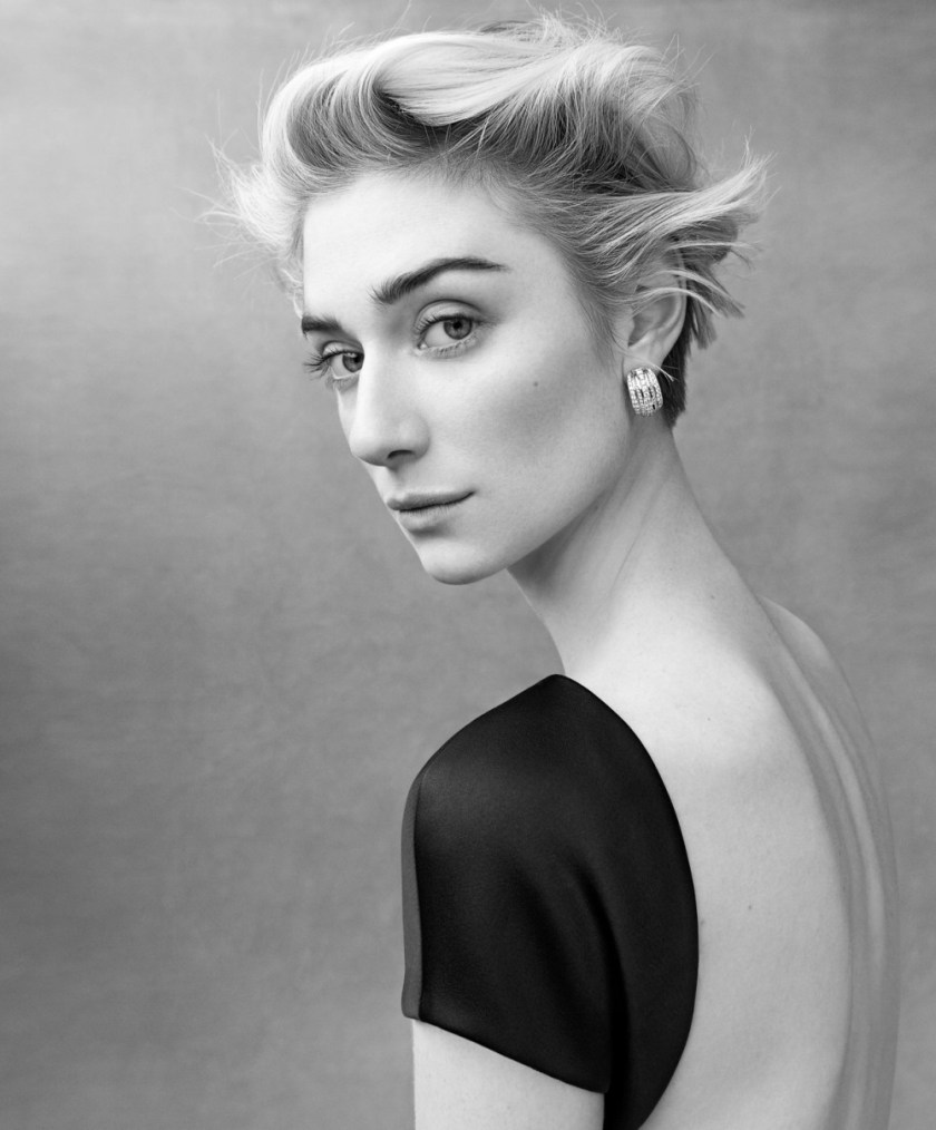 PORTER MAGAZINE Elizabeth Debicki by Bjorn Ioos. Morgan Pilcher, Summer 2017, www.imageamplified.com, image Amplified6