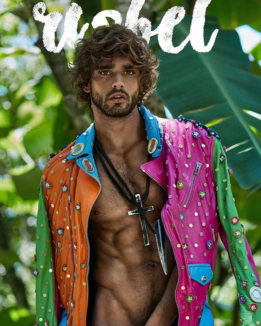 RISBEL MAGAZINE Marlon Teixeira by Greg Swales. Newheart Chanian, Spring 2017, www.imageamplified.com, Image Amplified1