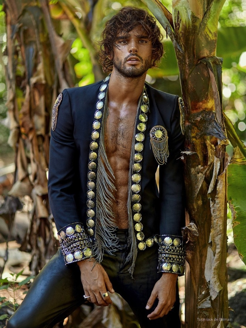 RISBEL MAGAZINE Marlon Teixeira by Greg Swales. Newheart Chanian, Spring 2017, www.imageamplified.com, Image Amplified12