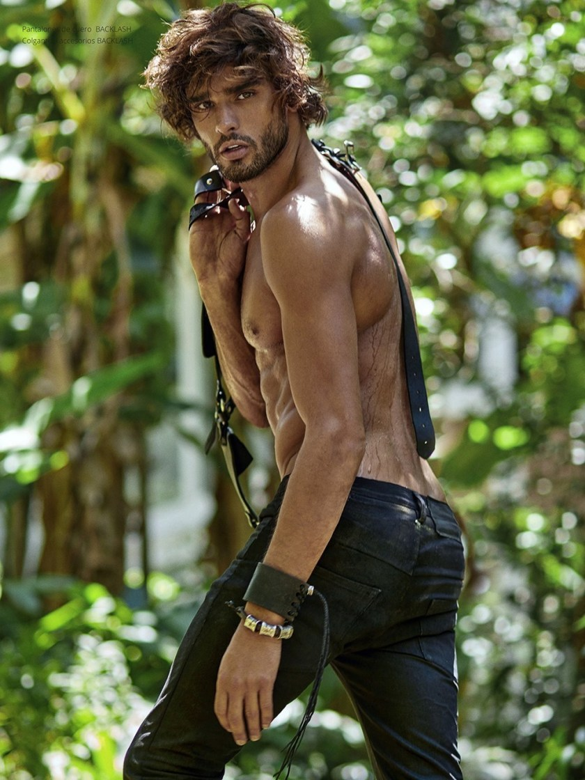 RISBEL MAGAZINE Marlon Teixeira by Greg Swales. Newheart Chanian, Spring 2017, www.imageamplified.com, Image Amplified16