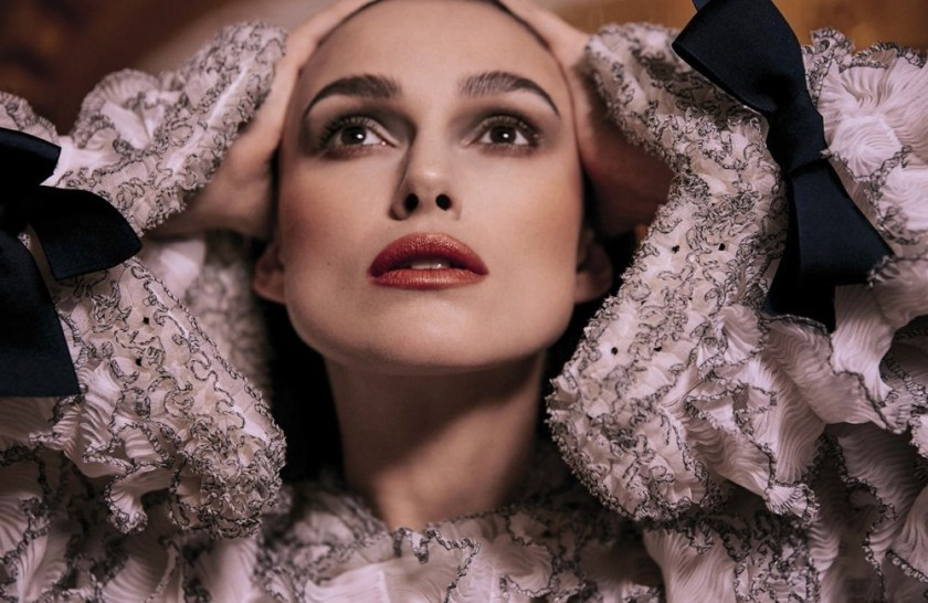 VOGUE ITALIA Keira Knightley by Yelena Yemchuk. Leith Clark, April 2017, www.imageamplified.com, Image Amplified1