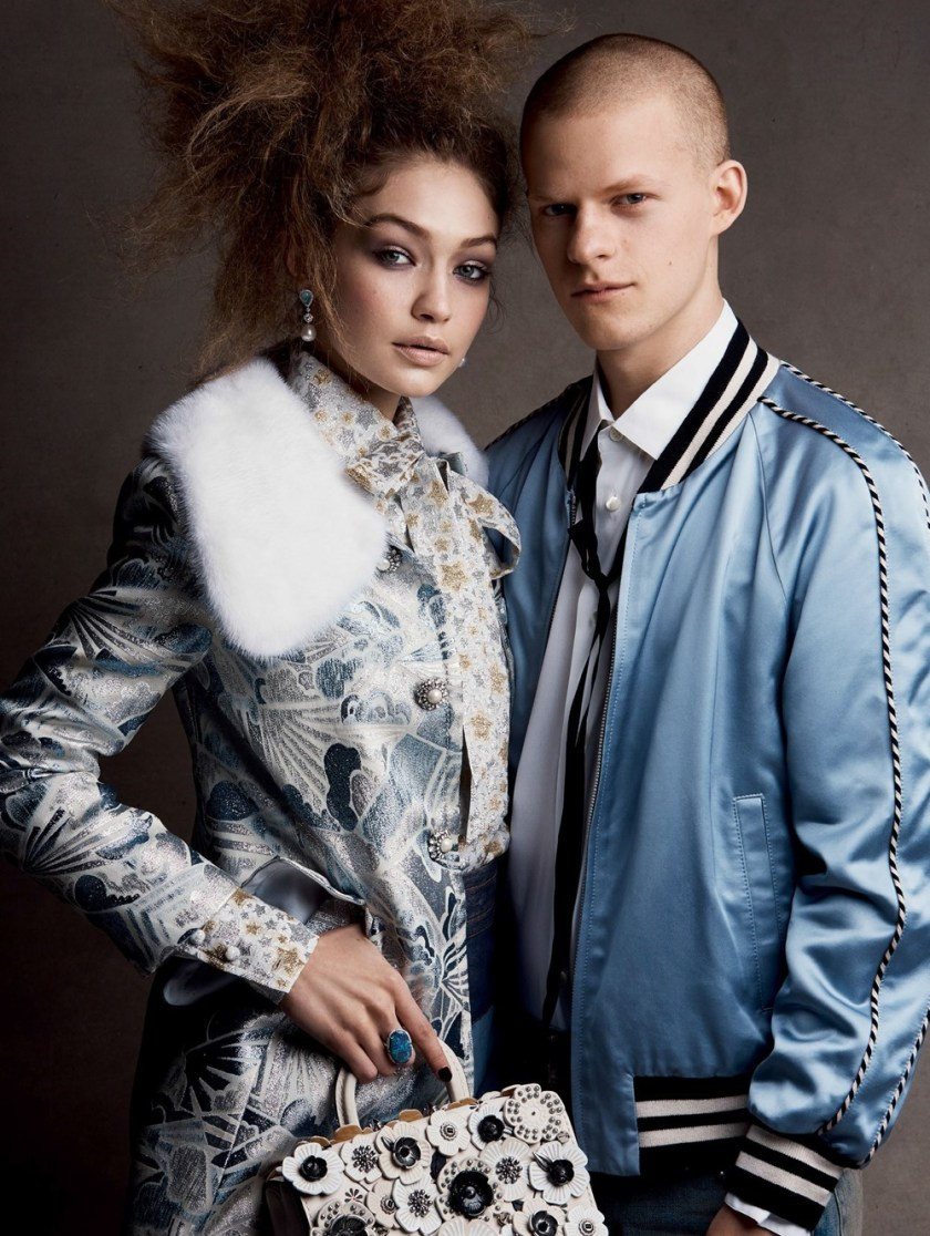VOGUE MAGAZINE Craft Culture by Patrick Demarchelier. Tabitha Simmons, April 2017, www.imageamplified.com, Image Amplified9