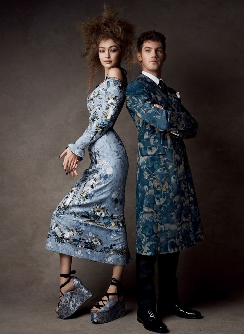 VOGUE MAGAZINE Craft Culture by Patrick Demarchelier. Tabitha Simmons, April 2017, www.imageamplified.com, Image Amplified7