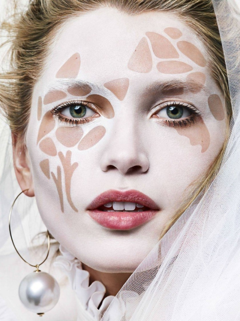 VOGUE PARIS Hana Jirickova by Alique. Celia Azoulay, May 2017, www.imageamplified.com, Image Amplified6