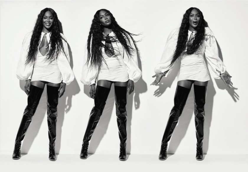 ES MAGAZINE Naomi Campbell by Thierry Le Goues. Jenny Kennedy, May 2017, www.imageamplified.com, Image Amplified2