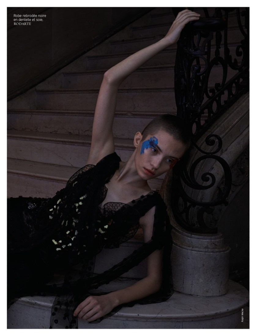 FRENCH REVUE DES MODES The Killing Moon by Ralph Mecke. Yana Kamps, Spring 2017, www.imageamplified.com, Image Amplified4