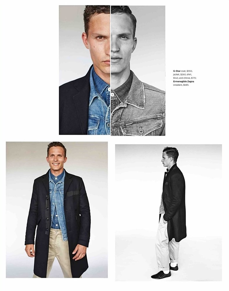 MEN'S STYLE AUSTRALIA Nathaniel Visser by Ben Simpson. Kim Payne, Summer 2017, www.imageamplified.com, Image Amplifi5