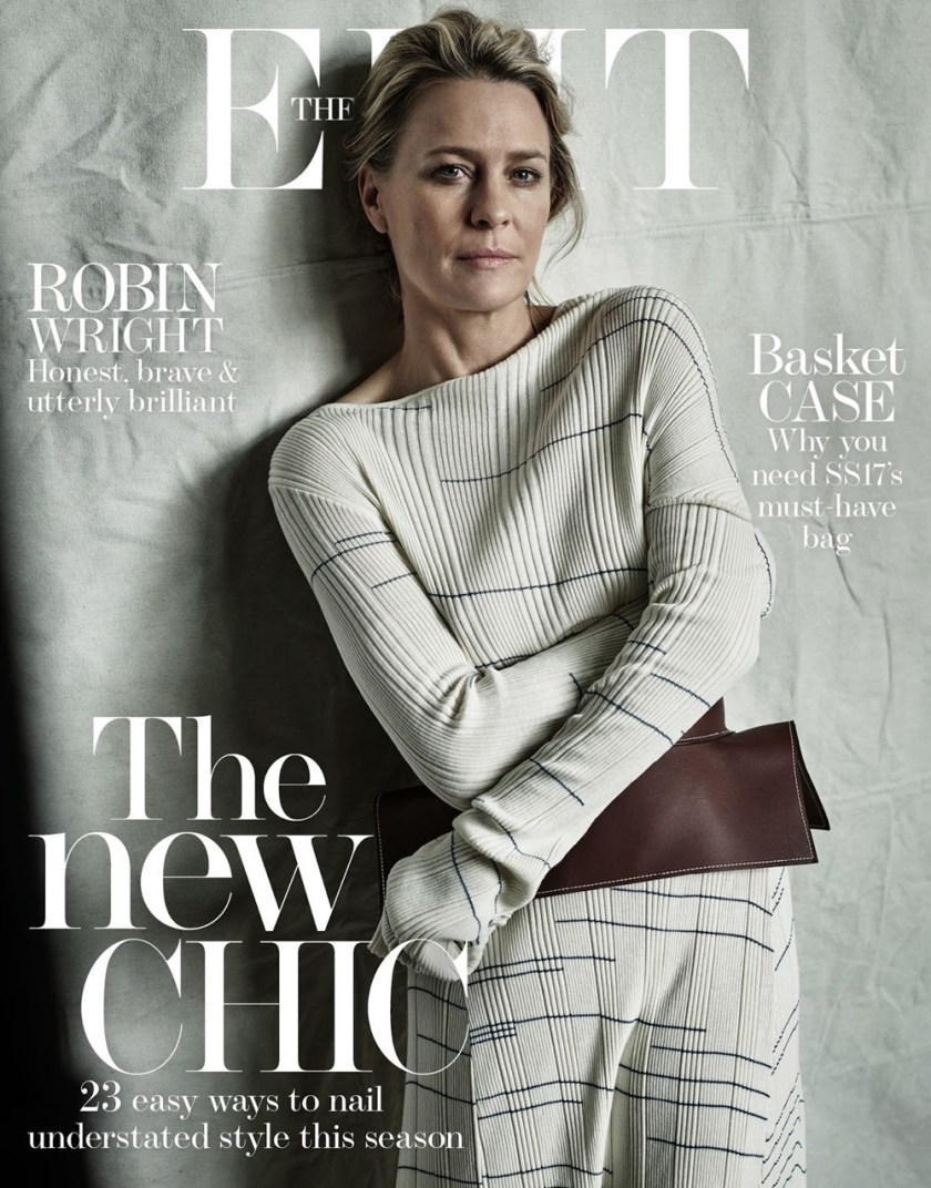 THE EDIT Robin Wright by Victor Demarchelier. Tracy Taylor, May 2017, www.imageamplified.com, Image Amplified10