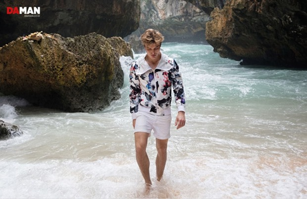 DAMAN MAGAZINE Oliver Cheshire by Mitchell Nguyen McCormack. Peter Zewet, July 2017, www.imageamplified.com, Image Amplified9