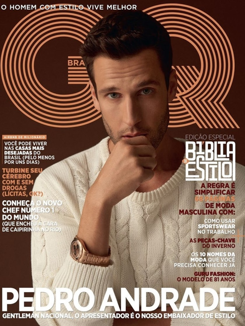 GQ BRASIL Pedro Andrade by Zee Nunes. Sylvain Justum, Spring 2017, www.imageamplified.com, Image Amplified1