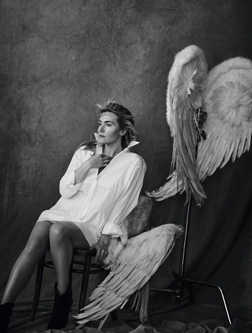 L'EXPRESS STYLES Kate Winslet by Peter Lindbergh. Darcy Backlar, May 2017, www.imageamplified.com, Image Amplified8