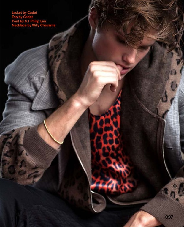 NYLON GUYS Nick Truelove by Brent Chua. Jungle Lin, Summer 2017, www.imageamplified.com, Image Amplified4