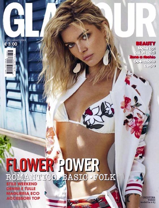 ... Www GLAMOUR ITALIA Cristina Tosio By Xavi Gordo. Valentina Di Pinto,  July 2017, ...