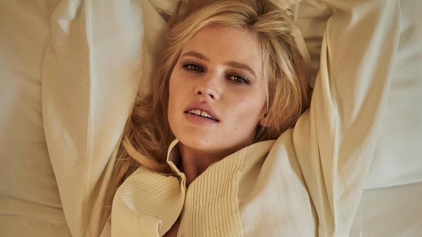 SUNDAY TIMES STYLE Lara Stone by Jim Mitchell. Sophie Pera, June 2017, www.imageamplified.com, Image Amplified1