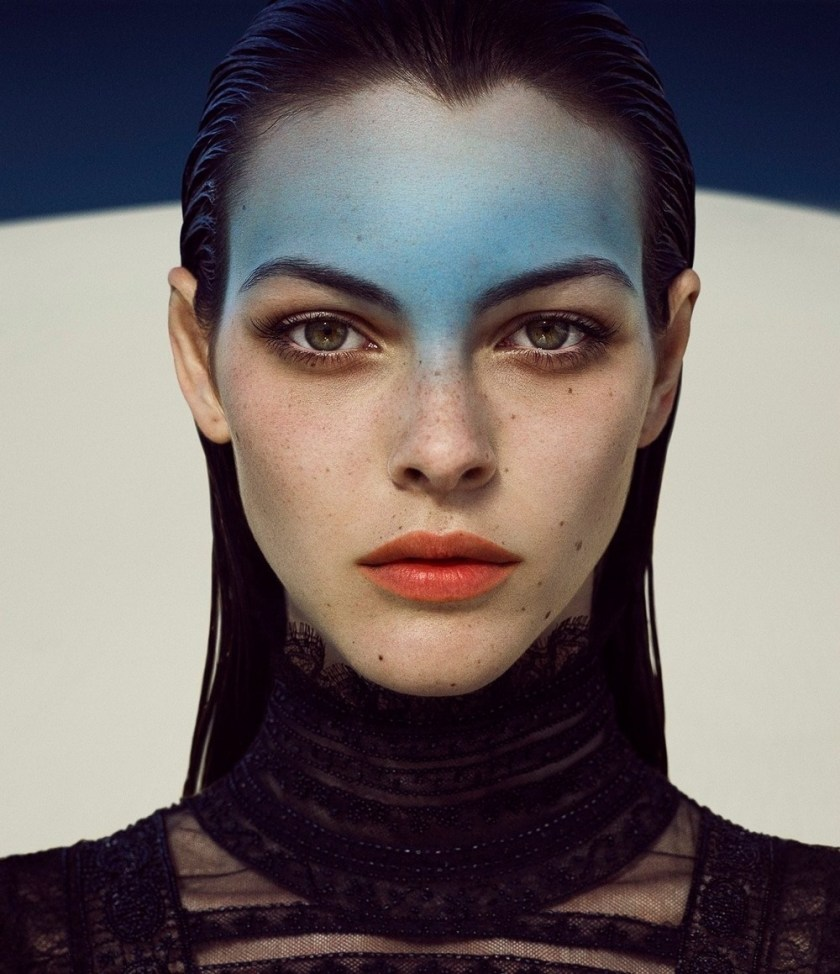 VOGUE ITALIA Vittoria Ceretti by Luigi & Iango. Paul Cavaco, July 2017, www.imageamplified.com, Image Amplified2