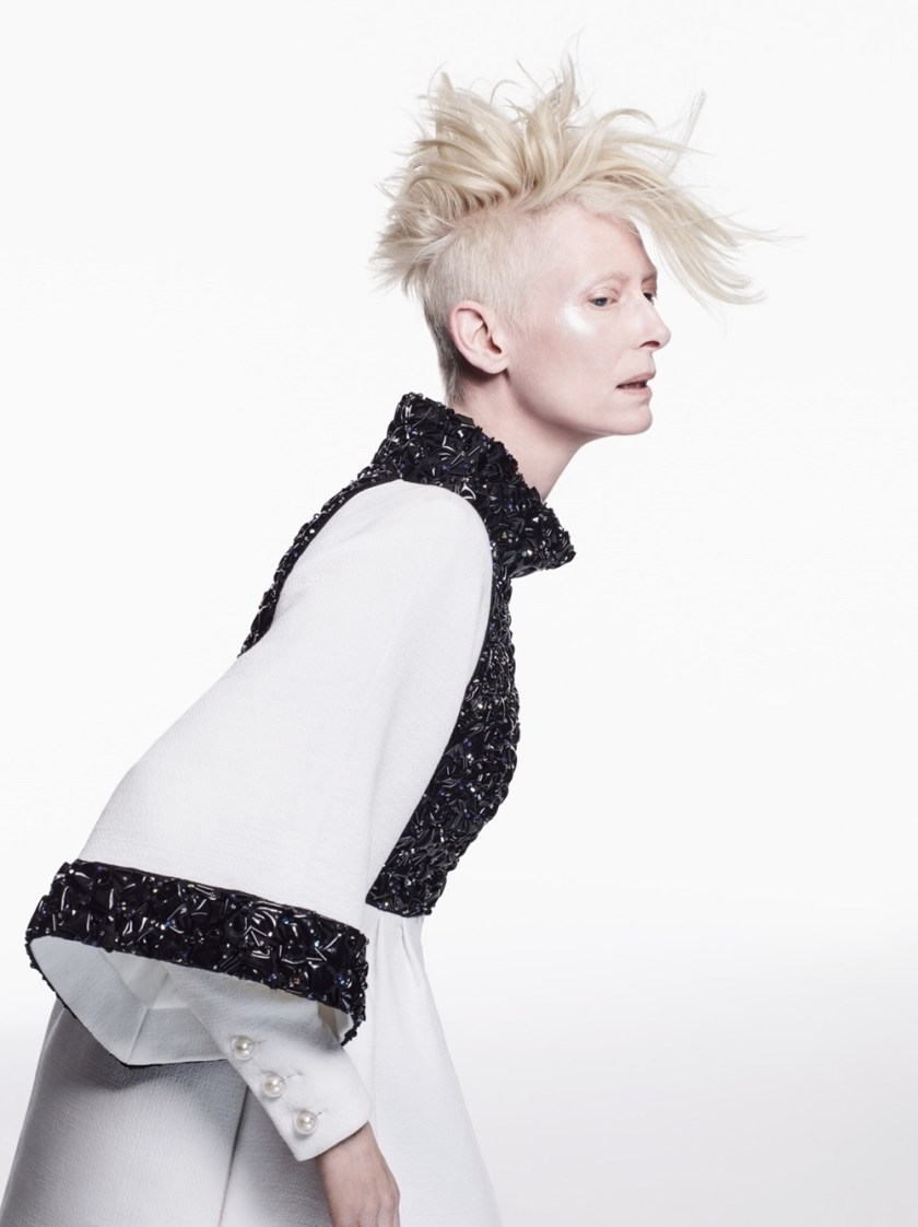 VOGUE KOREA Tilda Swinton by Solve Sundsbo. Jerry Stafford, July 2017, www.imageamplified.com, Image Amplified5