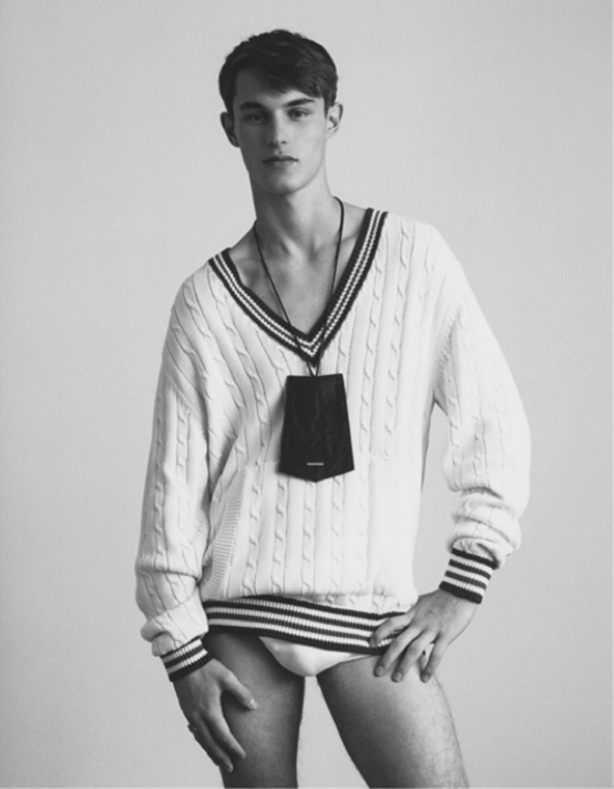 WONDERLAND MAGAZINE Kit Butler by Sam Wilson. Spring 2017,w ww.imageamplified.com, Image Amplified1