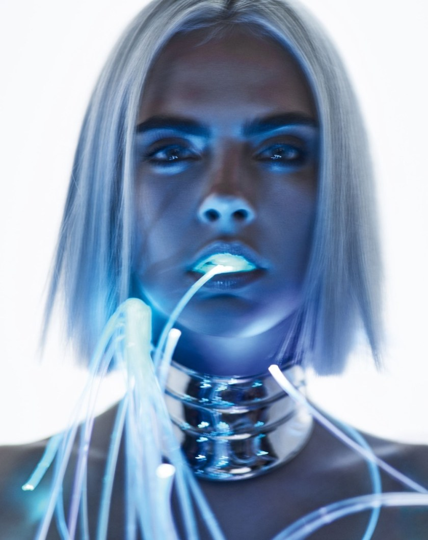 GQ UK Cara Delevigne by Mariano Vivanco. Teddy Czopp, August 2017, www.imageamplified.com, Image Amplified3
