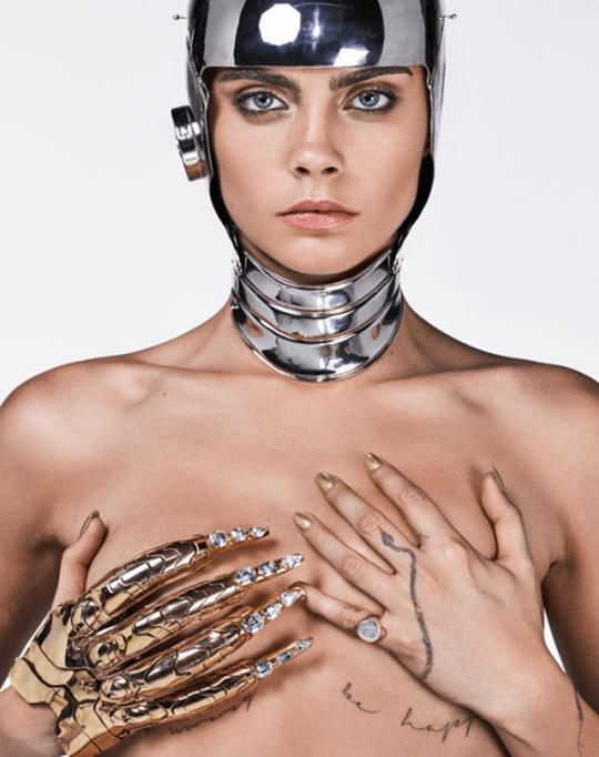 GQ UK Cara Delevigne by Mariano Vivanco. Teddy Czopp, August 2017, www.imageamplified.com, Image Amplified8