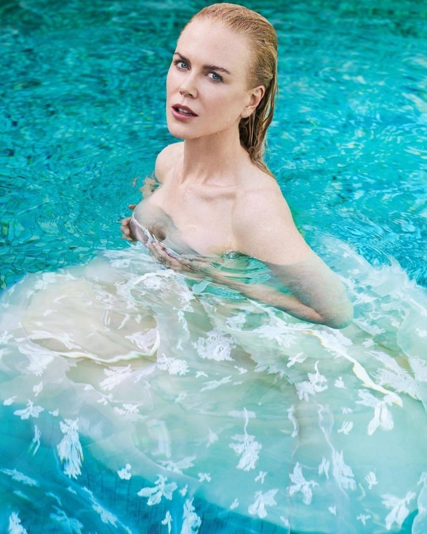 STELLAR MAGAZINE Nicole Kidman by Nino Munoz. Summer 2017, www.imageamplified.com, Image Amplified9