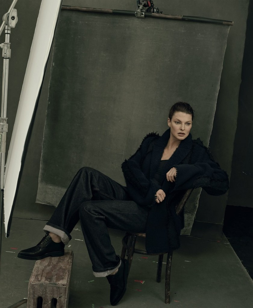 VOGUE MAGAZINE Super by Annie Leibovitz. Tonne Goodman, September 2017, www.imageamplified.com, Image Amplified4