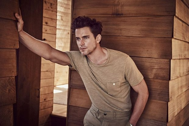 CAMPAIGN Matt Bomer for Todd Snyder Fall 2017 by Matthew Brookes. George McCracken, www.imageamplified.com, Image Amplified1