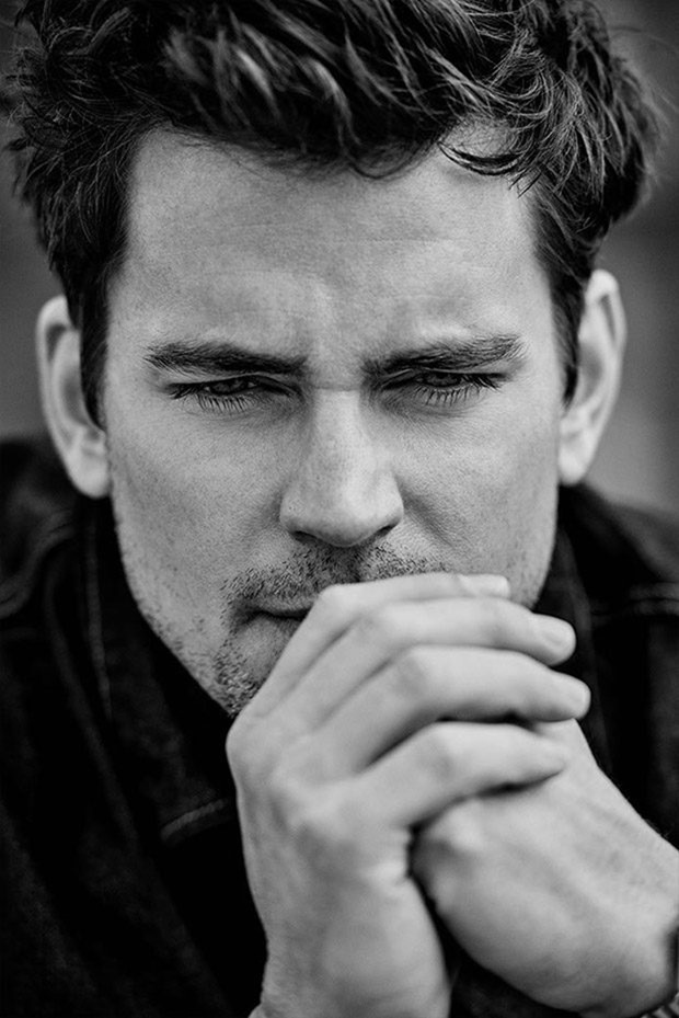 CAMPAIGN Matt Bomer for Todd Snyder Fall 2017 by Matthew Brookes. George McCracken, www.imageamplified.com, Image Amplified2