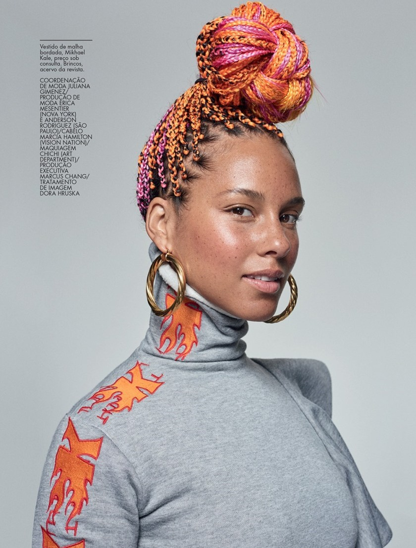 ELLE BRAZIL Alicia Keys by Zoltan Tombor. Juliana Gimenez, September 2017, www.imageamplified.com, Image Amplified10