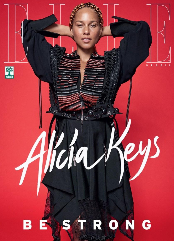 ELLE BRAZIL Alicia Keys by Zoltan Tombor. Juliana Gimenez, September 2017, www.imageamplified.com, Image Amplified2